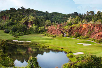 Golf - Red Mountain Golf Course