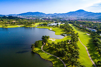 Golf - Phuket Country Club Golf Course