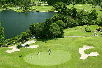 Golf - Blue Canyon Country Club Golf Course