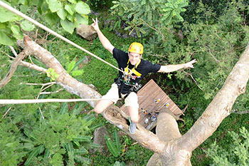 Flying Hanuman Phuket