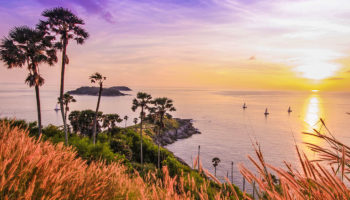Our Guide to the Best Sunset Views in Promthep Cape